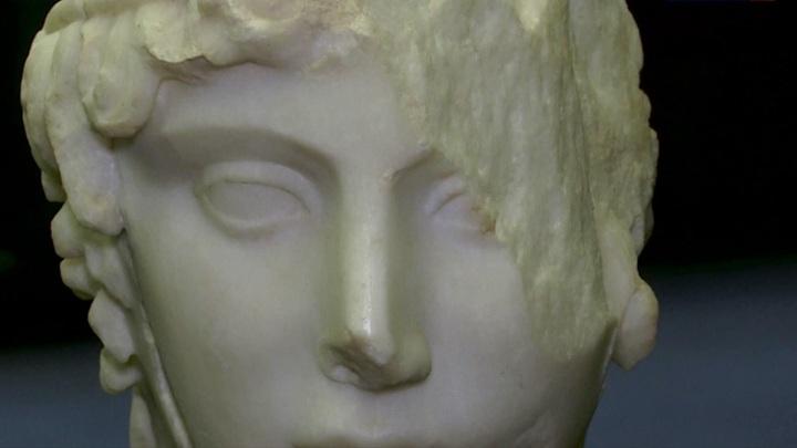 В римском Колизее выставлены помпейские артефакты