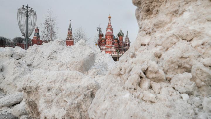 Суперциклон Volker завалит Русскую равнину снегом