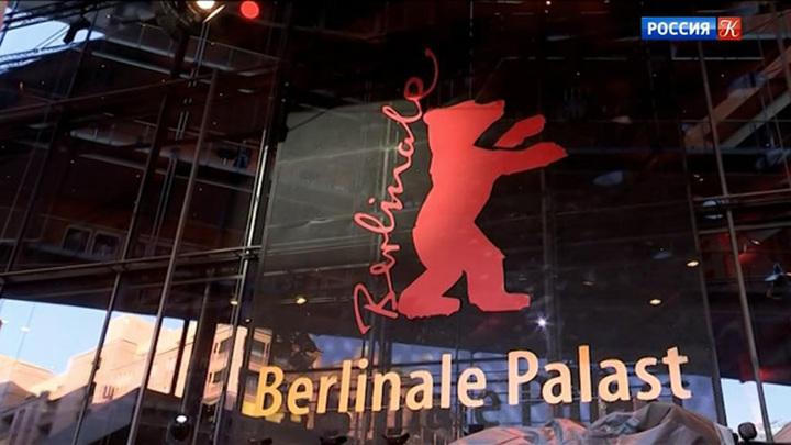Парные кинозарисовки на Берлинском фестивале