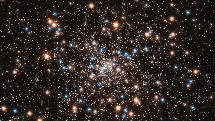 Шаровое скопление NGC 6397 преподнесло учёным сюрприз.