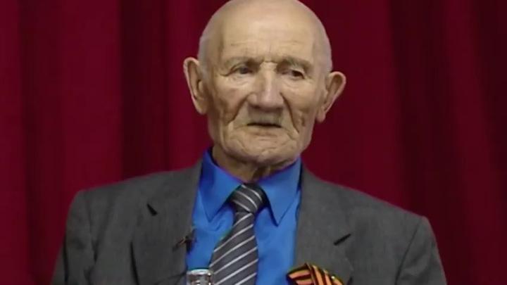 Ольхон потерял последнего ветерана Великой Отечественной