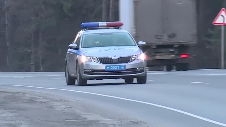 В Кохме угонщик автомобиля дважды попал в ДТП
