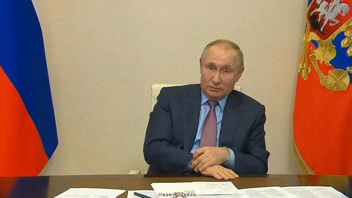 Путин: Россия справилась с эпидемией коронавируса лучше, чем ЕС и США