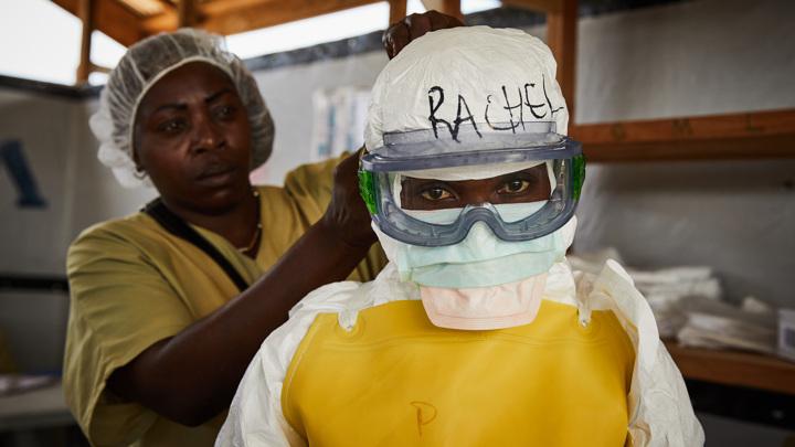 В Гвинее – эпидемия Эболы