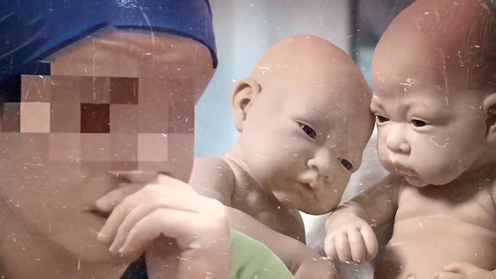 """""""Довели"""": зрители сочувствуют женщине, подменившей детей куклами"""