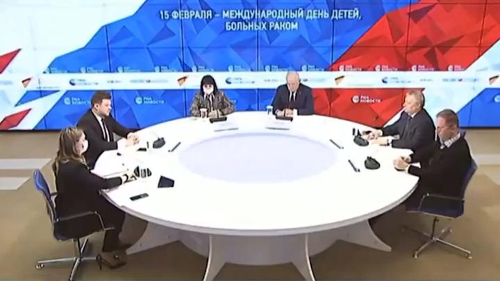 В Ростове построят детский центр гематологии и онкологии