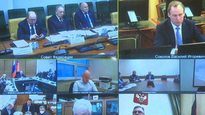 В Совете Федерации обсудили вопросы оздоровления Цимлянского водохранилища