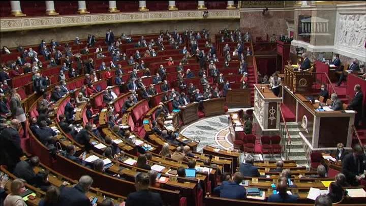 Нацсобрание Франции приняло закон против радикального исламизма