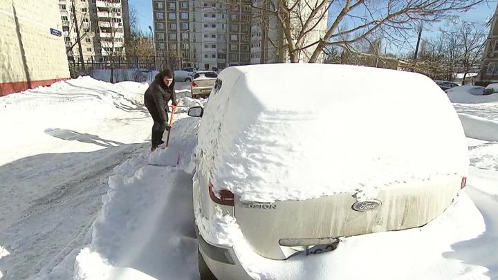 Снегопад в ближайшие дни принесет в Москву 35% месячной нормы осадков