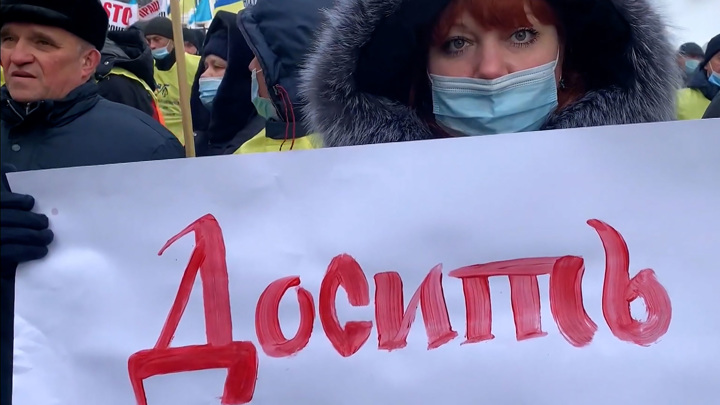 Госпереворот стал главным событием украинской истории