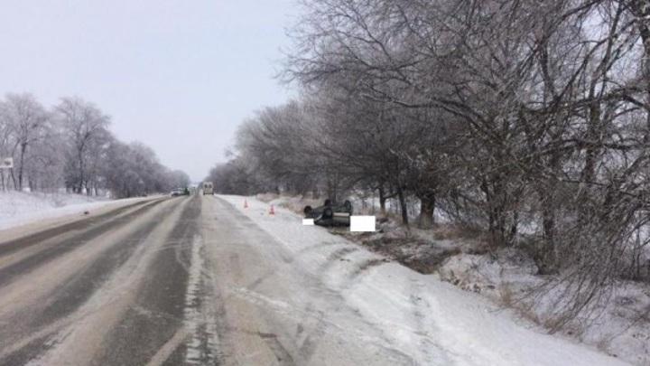 Причиной ДТП на Ставрополье могла стать внезапная смерть водителя