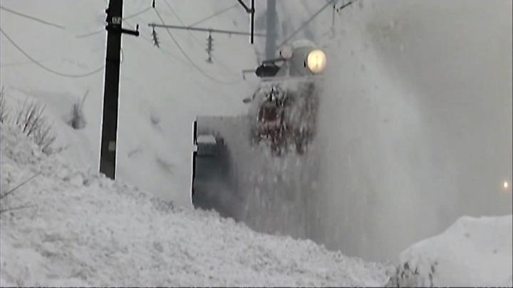 Красноярских любителей зимнего отдыха предупреждают о лавинной опасности