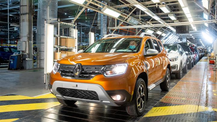 В России стартовал прием заказов на новый Renault Duster