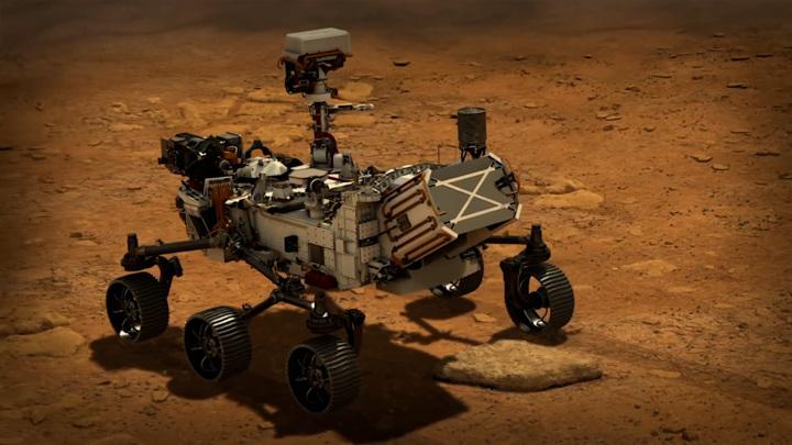 Рогозин на Марсе: комментарий Пескова