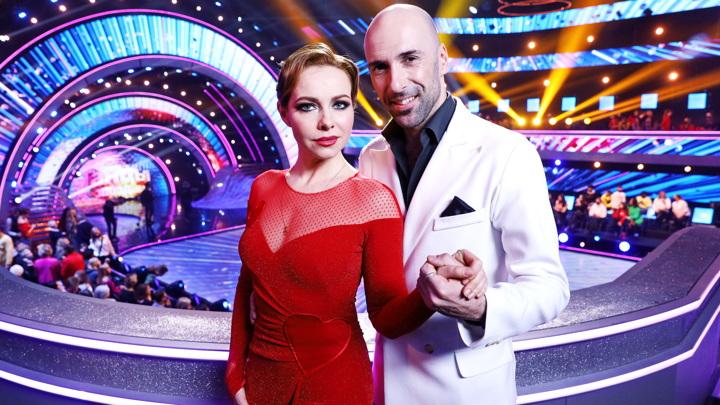 Екатерина Гусева и Евгений Папунаишвили