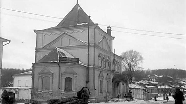 В Вязниках восстанавливают храм Александра Невского