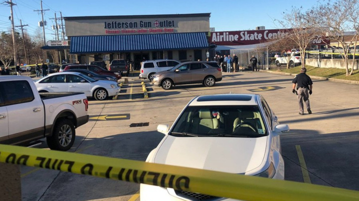 Три человека погибли в массовой перестрелке в штате Луизиана