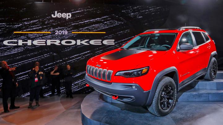 Jeep готов отказаться от бренда Cherokee из-за индейцев