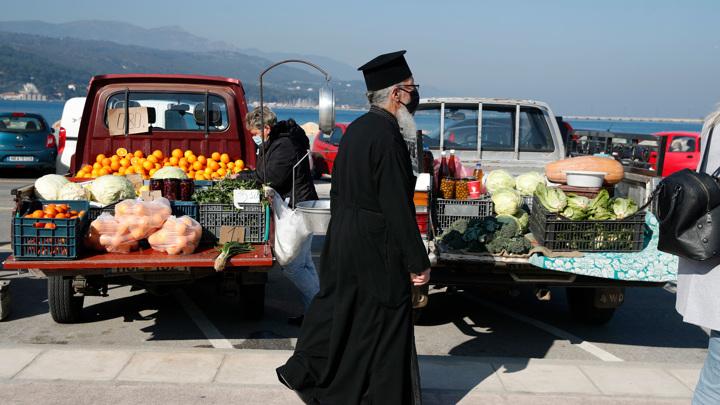 Эпидситуация в Греции позволяет отменить ряд введенных ранее ограничений