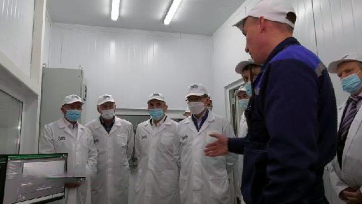 Полпред в УрФО оценил ход реализации нацпроектов в Тюменской области