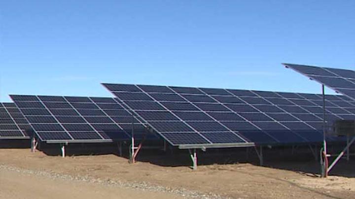 В Забайкалье появится солнечная электростанция мощностью 70 МВт
