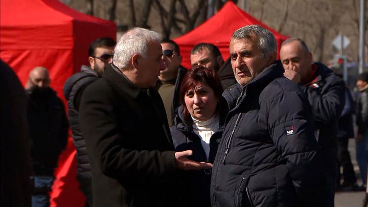 Нужен разговор, а не конфронтация: в Армении продолжается политическое противостояние