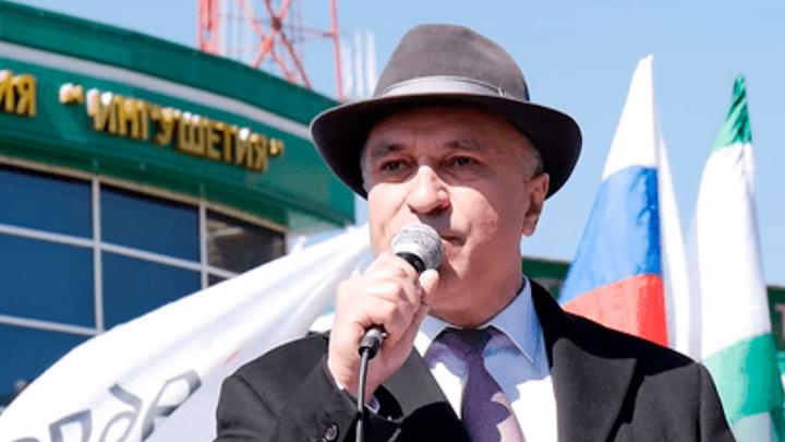 Задержан бывший министр внутренних дел Ингушетии