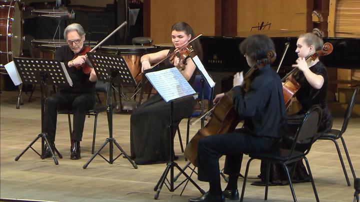 На фестивале Башмета в Сочи прошла музыкальная академия