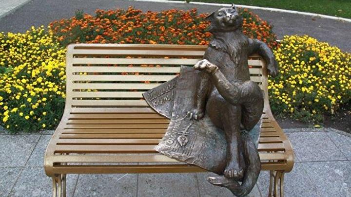 Два памятника Марий Эл вошли в энциклопедию самых необычных скульптур России