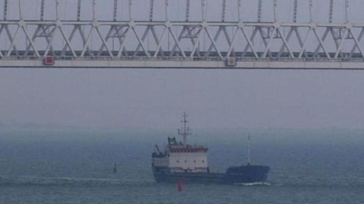 Моряки с сухогруза April, отравившиеся химикатами, выписаны из стационара