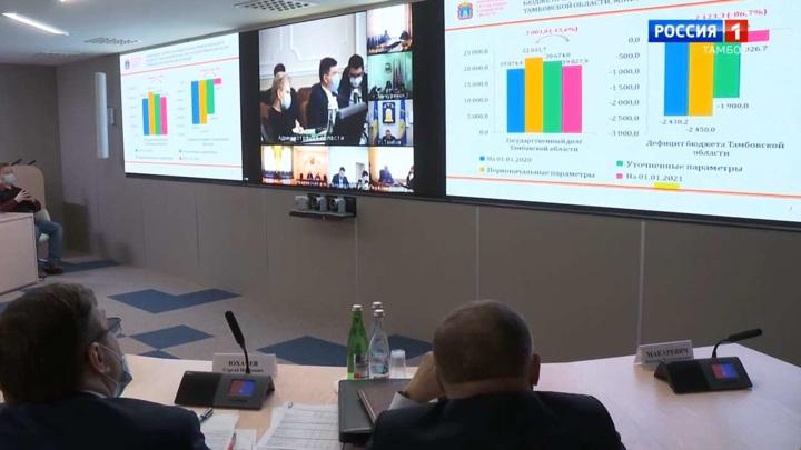 Экономика Тамбовской области выдержала испытание COVID-19