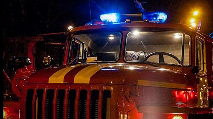 Пожар в психоневрологическом интернате под Тверью: есть пострадавшие