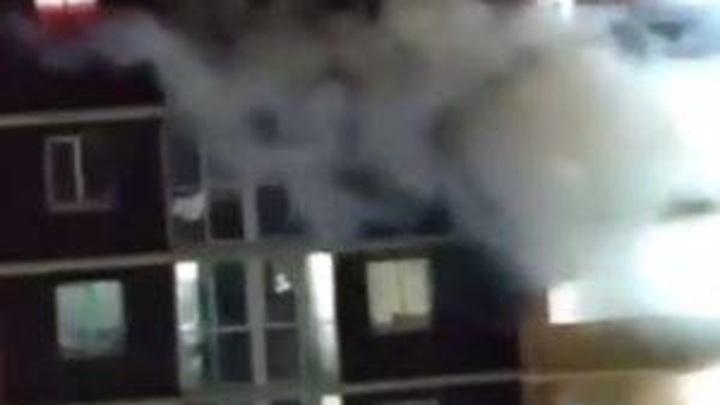 После гибели детей на пожаре во Владивостоке заведено уголовное дело