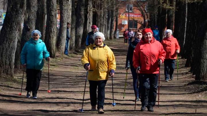 В 25 регионах России готовы маршруты здоровья