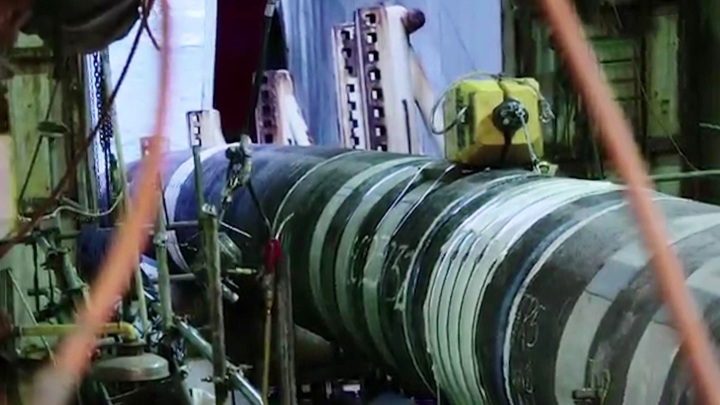 "Минюст США одобрил санкции против ""Северного потока-2"""