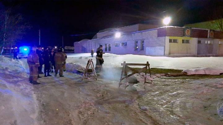 В Дзержинске СК проводит проверку по факту попадания студентки в яму с кипятком