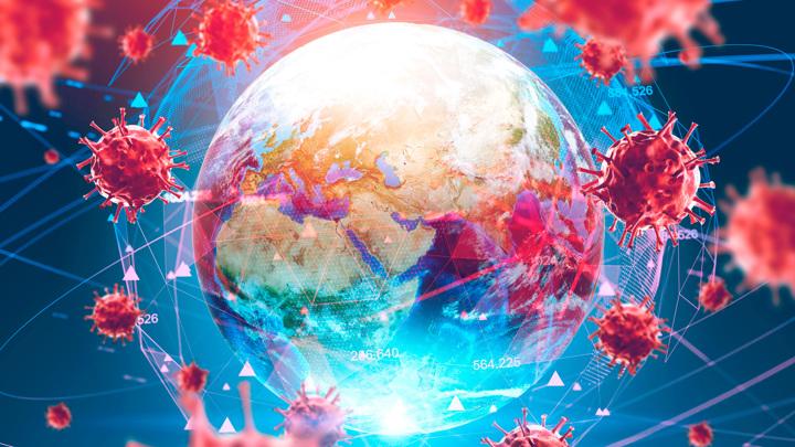 За сутки коронавирусом в мире заразились более 350 тысяч человек