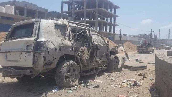 Взрыв прогремел в окрестностях йеменского Адена