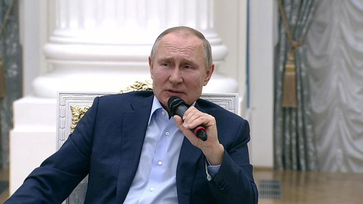 Я – за! Путин считает, что во власти должны быть люди разных взглядов и убеждений