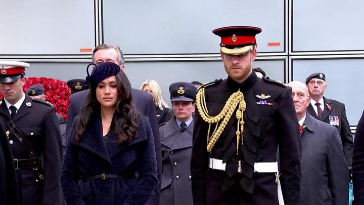 Гарри и Меган против королевской семьи: скандал набирает обороты