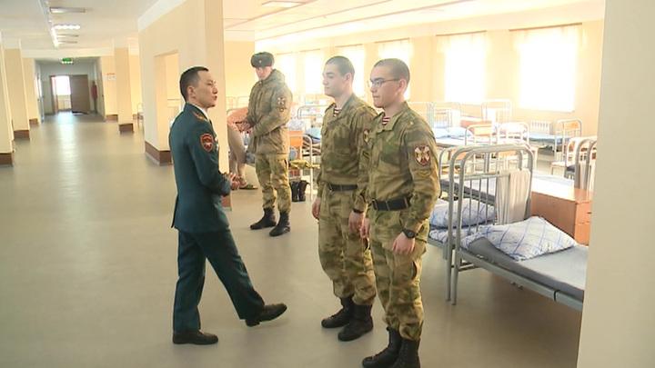 Новосибирский военный институт награжден орденом Жукова