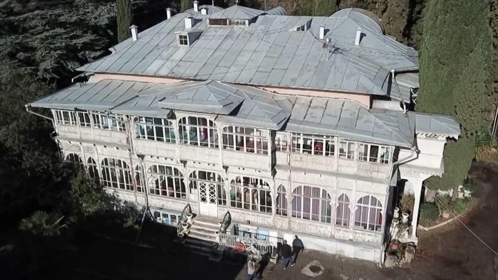 Усадьба XIX века в Ялте находится под угрозой уничтожения