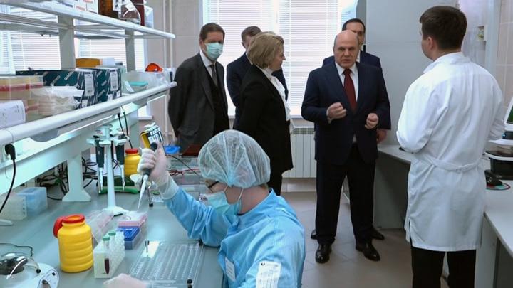 Правительство РФ выделит 800 млн рублей на развитие технологии по лечению рака