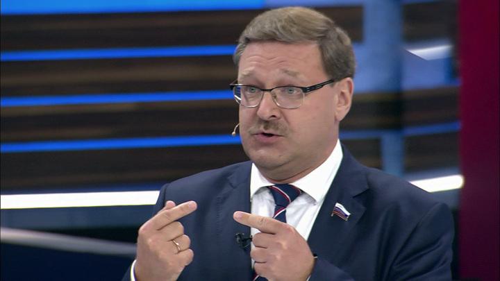 Косачёв избран вице-спикером Совета Федерации