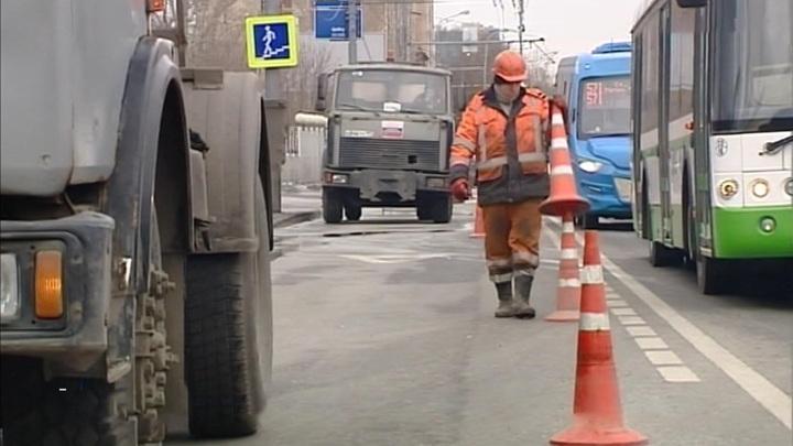 На пересечении МКАД с Алтуфьевским шоссе ограничат движение
