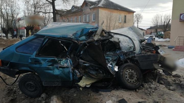 У подростка, устроившего ДТП в Твери, нашли признаки опьянения