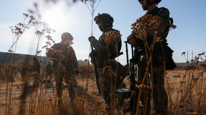 Командующие силами спецопераций США и Украины обсудили Донбасс