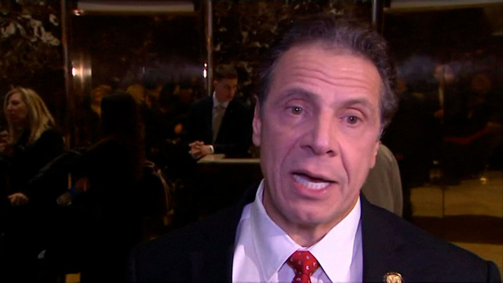 Губернатора Нью-Йорка лишили чрезвычайных полномочий