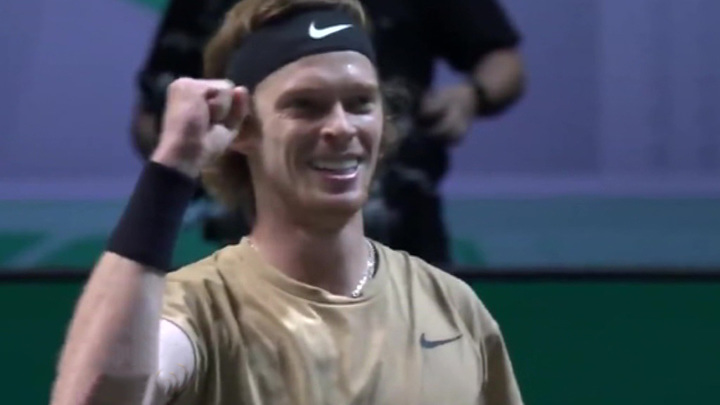 Рублев пробился в полуфинал турнира в Германии