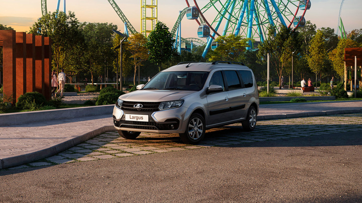 Названа пятерка самых дешевых машин России в октябре